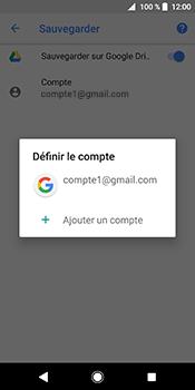 Sony Xperia XZ2 - Aller plus loin - Gérer vos données depuis le portable - Étape 11