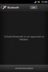 Sony C1505 Xperia E - WiFi en Bluetooth - Bluetooth koppelen - Stap 5