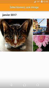 Sony Xperia XA1 Ultra - Contact, Appels, SMS/MMS - Envoyer un MMS - Étape 12