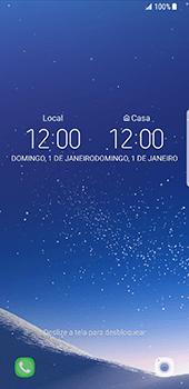 Samsung Galaxy S8 - Internet no telemóvel - Como configurar ligação à internet -  35
