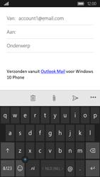 Acer Liquid M330 - E-mail - E-mails verzenden - Stap 5