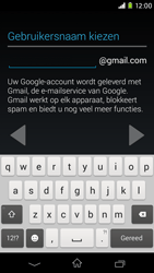 Sony D2303 Xperia M2 - Applicaties - Account aanmaken - Stap 8