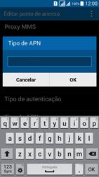 Samsung G530FZ Galaxy Grand Prime - Internet (APN) - Como configurar a internet do seu aparelho (APN Nextel) - Etapa 13