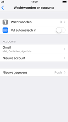 Apple iPhone 6 - iOS 12 - E-mail - handmatig instellen (gmail) - Stap 9