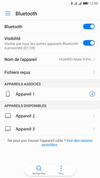 Huawei Mate 9 Pro - Bluetooth - Jumeler avec un appareil - Étape 7