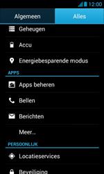 Huawei Ascend Y300 - Voicemail - Handmatig instellen - Stap 3