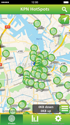 Apple iPhone 5c - WiFi - KPN Hotspots configureren - Stap 12