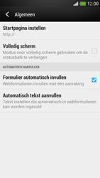 HTC One Mini - Internet - handmatig instellen - Stap 23