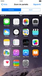 Apple iPhone 6 Plus iOS 8 - Primeros pasos - Activar el equipo - Paso 24