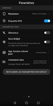 Huawei P Smart - Photos, vidéos, musique - Créer une vidéo - Étape 9