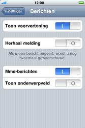 Apple iPhone 3G - MMS - probleem met ontvangen - Stap 5
