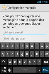 Bouygues Telecom Bs 351 - E-mails - Ajouter ou modifier un compte e-mail - Étape 5