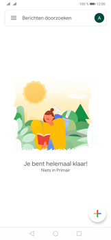 Huawei P30 - E-mail - Handmatig instellen (gmail) - Stap 15