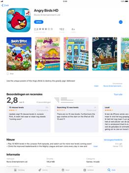 Apple iPad Pro 12.9 - iOS 11 - Applicaties - Downloaden - Stap 14