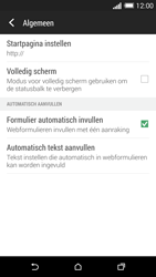 HTC One Mini 2 - Internet - Handmatig instellen - Stap 23