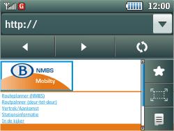 Samsung C3500 Chat 350 - Internet - Internetten - Stap 11