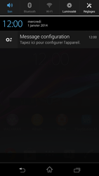 Sony D5503 Xperia Z1 Compact - MMS - configuration automatique - Étape 6