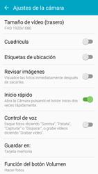 Samsung Galaxy A5 (2016) - Funciones básicas - Uso de la camára - Paso 8