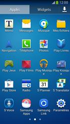 Samsung G386F Galaxy Core LTE - Wifi - configuration manuelle - Étape 2