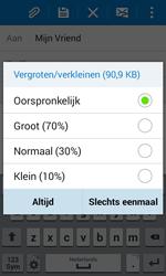 Samsung G355 Galaxy Core 2 - E-mail - E-mails verzenden - Stap 17