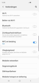 Samsung galaxy-s10-dual-sim-sm-g973f - Bluetooth - Aanzetten - Stap 4