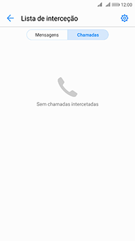 Huawei Mate 10 - Chamadas - Como bloquear chamadas de um número -  5