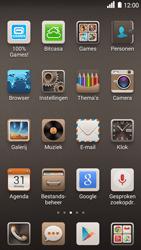 Huawei Ascend G6 3G (Model G6-U10) - Buitenland - Bellen, sms en internet - Stap 3