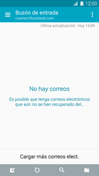 Samsung G900F Galaxy S5 - E-mail - Configurar Outlook.com - Paso 4