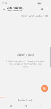 Samsung Galaxy S10 - E-mail - envoyer un e-mail - Étape 20