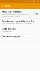 Samsung A310F Galaxy A3 (2016) - SMS - Configuration manuelle - Étape 8