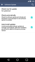 LG K10 4G K420 - Network - Installing software updates - Step 10
