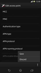Sony C6603 Xperia Z - Internet - Manual configuration - Step 16