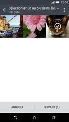 HTC One M9 - E-mails - Envoyer un e-mail - Étape 14