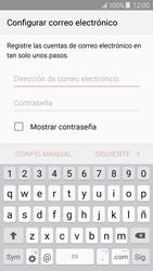 Samsung Galaxy J5 - E-mail - Configurar correo electrónico - Paso 5