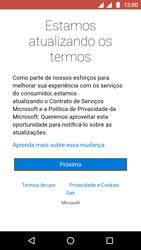 Motorola Moto G5 - Email - Como configurar seu celular para receber e enviar e-mails - Etapa 12