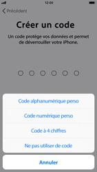 Apple iPhone 8 - Premiers pas - Créer un compte - Étape 14