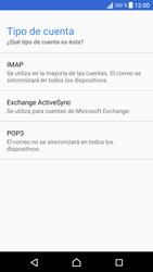 Sony Xperia X - E-mail - Configurar correo electrónico - Paso 10