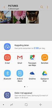 Samsung Galaxy A8 (2018) (SM-A530F) - Contacten en data - Foto