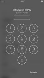 Apple iPhone 6 Plus iOS 8 - Primeros pasos - Activar el equipo - Paso 4