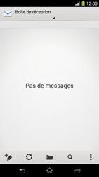 Sony Xpéria Z1 - E-mails - Envoyer un e-mail - Étape 4