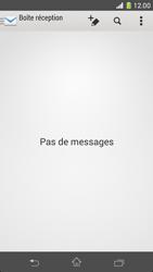 Sony D5503 Xperia Z1 Compact - E-mail - envoyer un e-mail - Étape 14