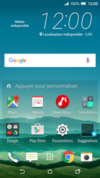 HTC One A9 - MMS - configuration automatique - Étape 2