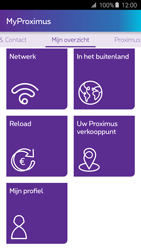 Samsung A3 (2016) - Applicaties - MyProximus - Stap 19