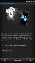 Sony Xpéria S - Premiers pas - Créer un compte - Étape 30