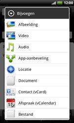 HTC S510e Desire S - E-mail - E-mails verzenden - Stap 9