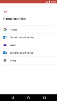 Huawei Nexus 6P - Android Oreo - E-mail - Handmatig instellen - Stap 8