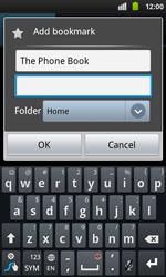 Samsung I9001 Galaxy S Plus - Internet - Internet browsing - Step 8
