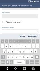 LG K8 - E-mail - e-mail instellen: POP3 - Stap 13