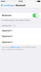 Apple iPhone SE (Model A1723) - Bluetooth - Aanzetten - Stap 4