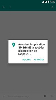 OnePlus 3 - Android Oreo - MMS - Envoi d
